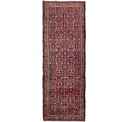 Link to 4' 8 x 13' 3 Hossainabad Persian Runner Rug