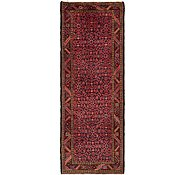 Link to 3' 9 x 10' 8 Hossainabad Persian Runner Rug