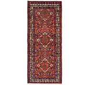 Link to 127cm x 280cm Hossainabad Persian Runner Rug