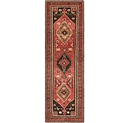 Link to 3' 8 x 12' 3 Khamseh Persian Runner Rug