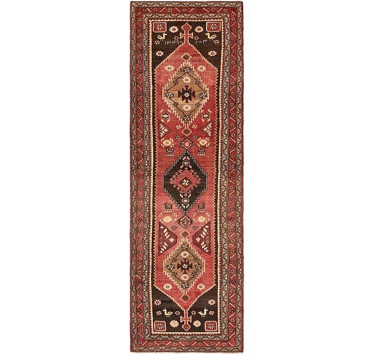 112cm x 373cm Khamseh Persian Runner ...