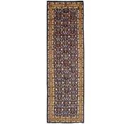 Link to 112cm x 395cm Farahan Persian Runner Rug