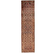 Link to 3' 6 x 14' 2 Hossainabad Persian Runner Rug