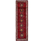 Link to 3' 8 x 12' 8 Meshkin Persian Runner Rug