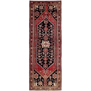 110cm x 315cm Saveh Persian Runner Rug
