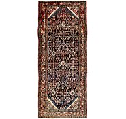 Link to 4' 3 x 9' 11 Hossainabad Persian Runner Rug