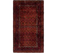 Link to 5' 10 x 10' Ghoochan Persian Rug