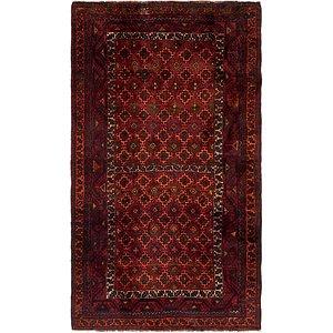 5' 10 x 10' Ghoochan Persian Rug