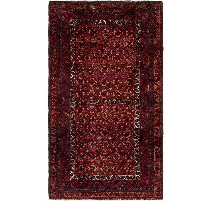 178cm x 305cm Ghoochan Persian Rug