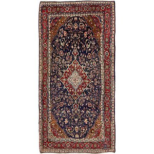 5' x 10' Shahrbaft Persian Runne...