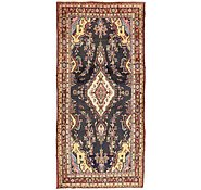 Link to 4' 10 x 10' 2 Khamseh Persian Runner Rug