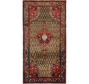 Link to 4' 10 x 9' 3 Koliaei Persian Runner Rug