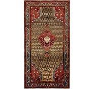 Link to 4' 10 x 9' 3 Koliaei Persian Runner Rug
