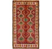 Link to 5' 2 x 9' 3 Ghashghaei Persian Rug
