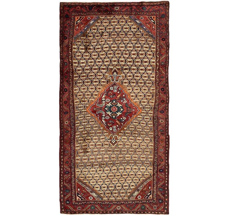5' 2 x 10' Koliaei Persian Rug