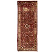 Link to 127cm x 320cm Hossainabad Persian Runner Rug