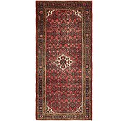 Link to 142cm x 323cm Hossainabad Persian Runner Rug