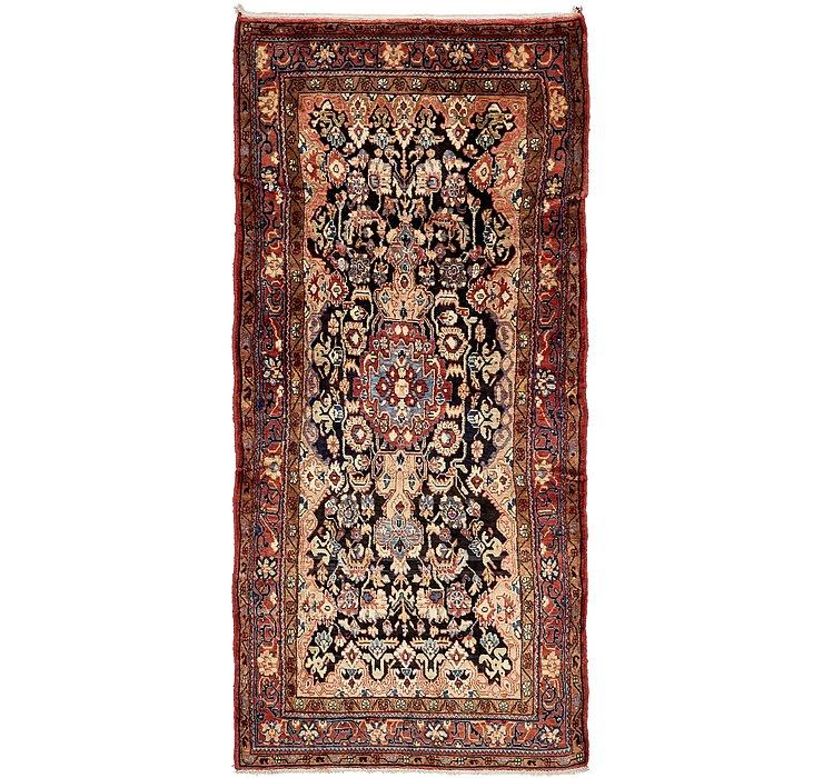 4' 3 x 10' 1 Jozan Persian Runner Rug