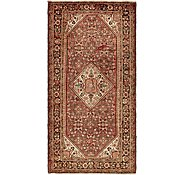 Link to 5' 2 x 10' 3 Hossainabad Persian Rug