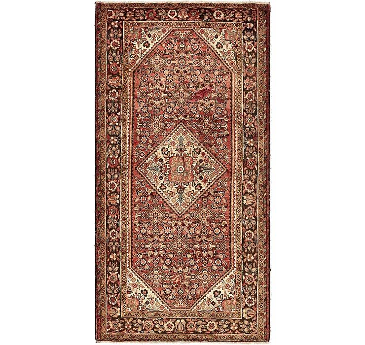 5' 2 x 10' 3 Hossainabad Persian Rug