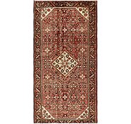Link to 5' 2 x 10' 2 Hossainabad Persian Rug