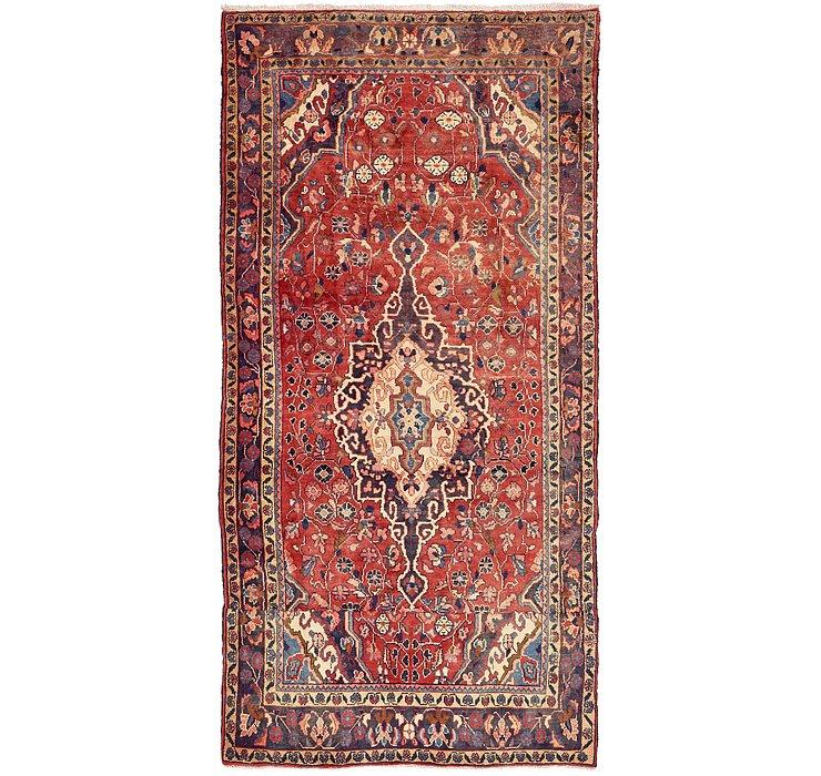5' 4 x 10' 7 Khamseh Persian Rug