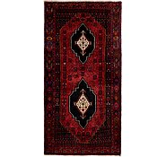 Link to 4' 8 x 9' Sanandaj Persian Runner Rug