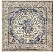 Link to 16' 1 x 16' 2 Nain Persian Square Rug