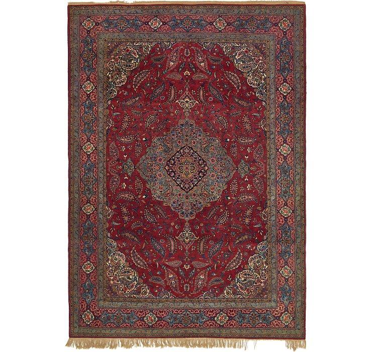 7' 8 x 10' 7 Kashan Persian Rug