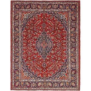 HandKnotted 9' 6 x 12' 5 Mashad Persian Rug