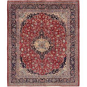 10' 4 x 12' 4 Kashmar Persian Rug