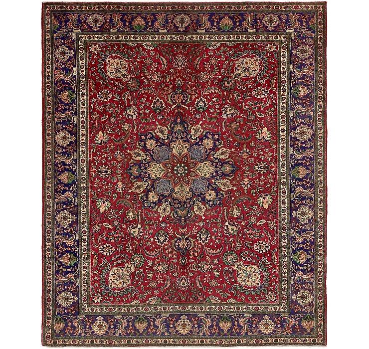 10' x 12' 3 Tabriz Persian Rug
