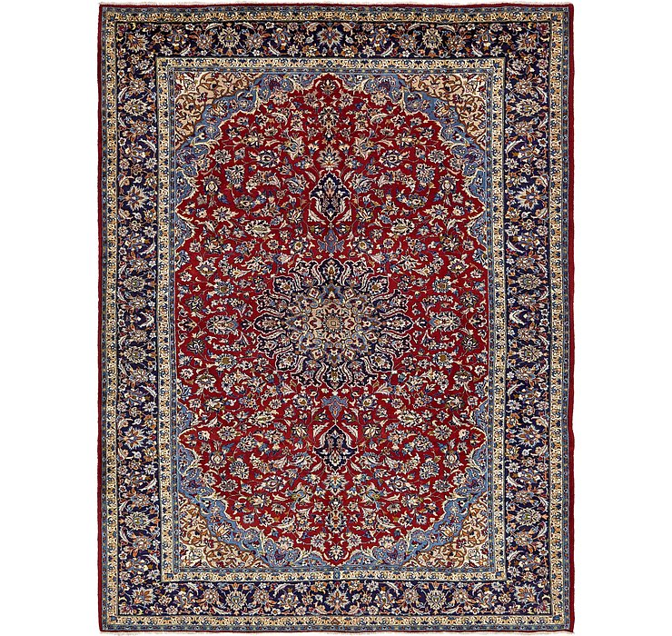 9' 8 x 13' 7 Isfahan Persian Rug