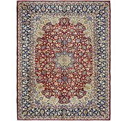 Link to 312cm x 395cm Isfahan Persian Rug