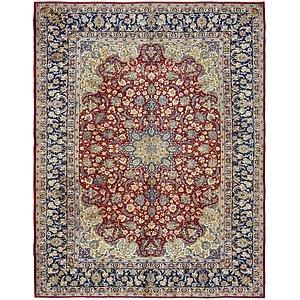 10' 3 x 13' Isfahan Persian Rug