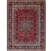Link to 9' 8 x 12' 5 Mashad Persian Rug
