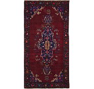 Link to 6' x 11' 7 Hamedan Persian Runner Rug