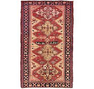Link to 4' 7 x 7' 6 Shiraz-Lori Persian Rug
