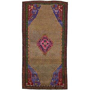 4' 5 x 8' 8 Koliaei Persian Rug