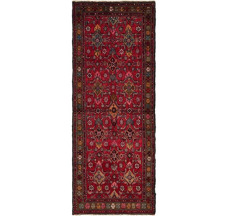 3' 9 x 9' 9 Zanjan Persian Runner Rug