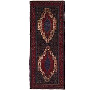 Link to 3' 10 x 9' 5 Sanandaj Persian Runner Rug