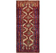 Link to HandKnotted 4' 2 x 9' 4 Zanjan Persian Runner Rug