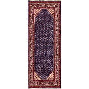 3' 8 x 9' 10 Botemir Persian Runner ...