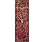 Link to 3' 7 x 10' 2 Khamseh Persian Runner Rug