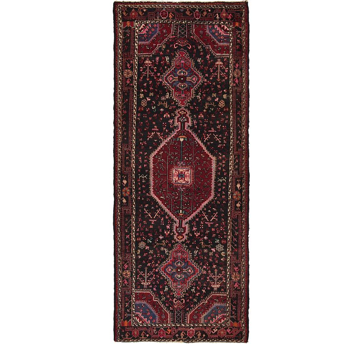 3' 11 x 9' 10 Tuiserkan Persian Runne...