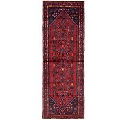 Link to 3' 5 x 9' 11 Khamseh Persian Runner Rug