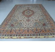 Link to 9' 9 x 13' 7 Tabriz Persian Rug