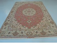 Link to 8' 1 x 11' 9 Tabriz Persian Rug