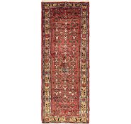 Link to 3' 7 x 9' 2 Hossainabad Persian Runner Rug