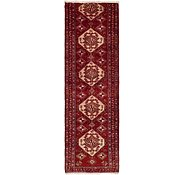Link to 4' x 12' 7 Meshkin Persian Runner Rug